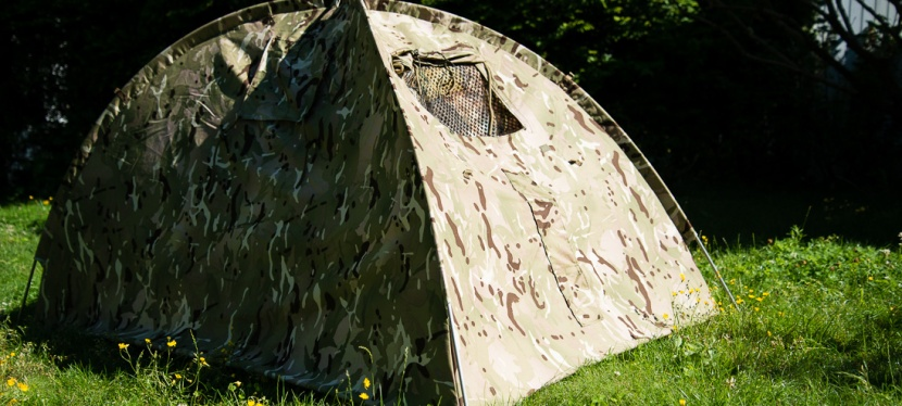 Fotoverstecke – Die Dritte (Wildlife Watching Supplies Mini Dome Hide)